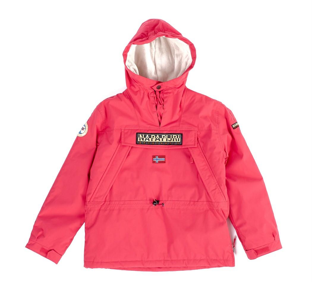 Анорак Skidoo Hot Pink - Интернет магазин брендовой одежды BOMBABRANDS.RU