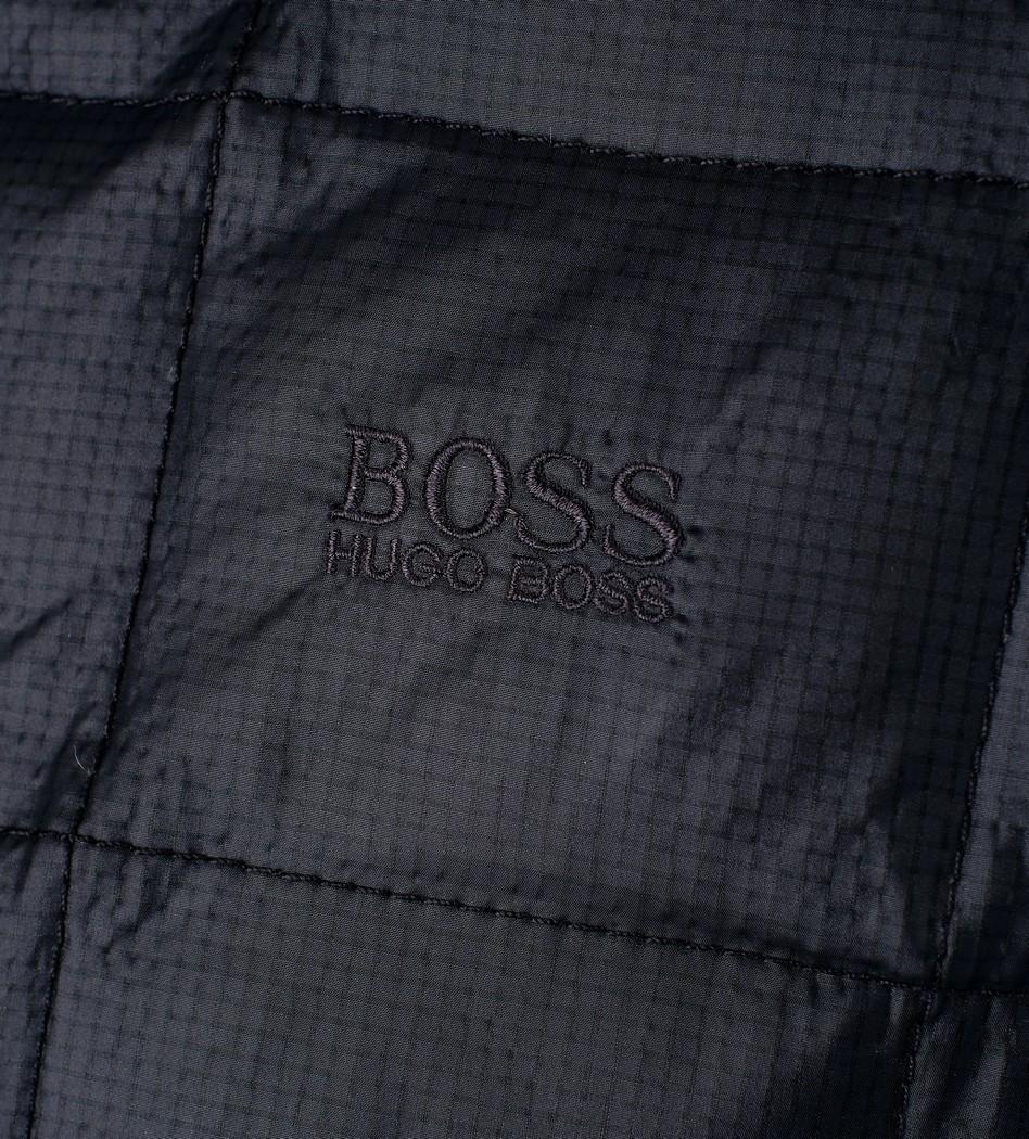 20f064daddad Пуховик черный с капюшоном - Интернет магазин брендовой одежды  BOMBABRANDS.RU
