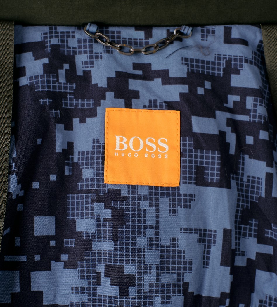 617d47749658 Пуховик Obend W Green - Интернет магазин брендовой одежды BOMBABRANDS.RU