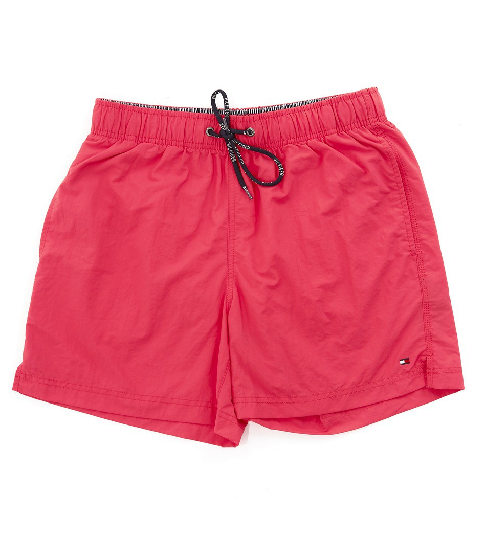 Шорты Solid Swim Trunk Coral - Интернет магазин брендовой одежды BOMBABRANDS.RU