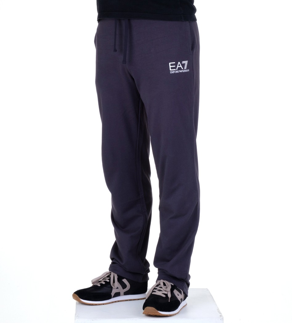 Брюки спортивные EA7 синие - Интернет магазин брендовой одежды BOMBABRANDS.RU
