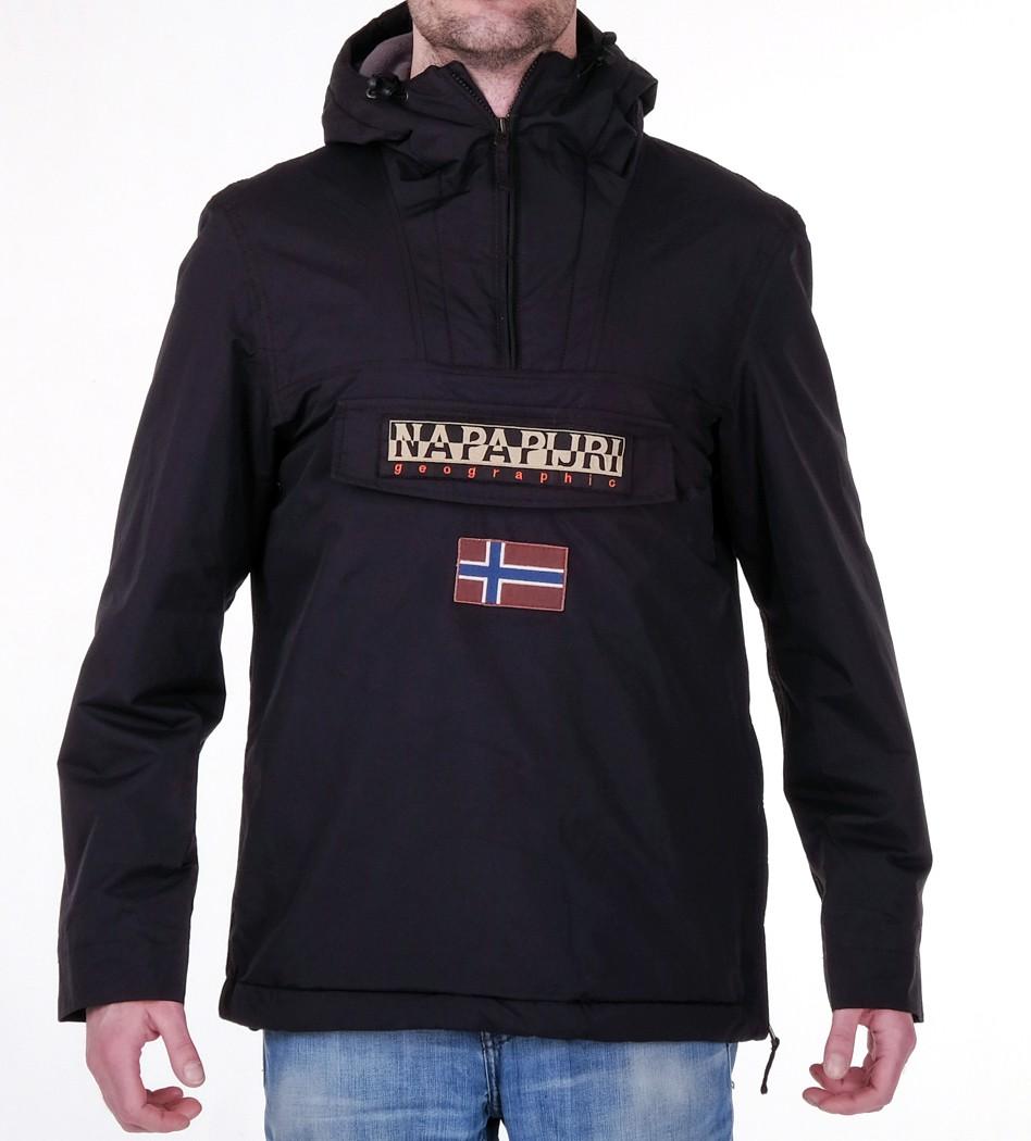 Анорак Rainforest winter black - Интернет магазин брендовой одежды BOMBABRANDS.RU