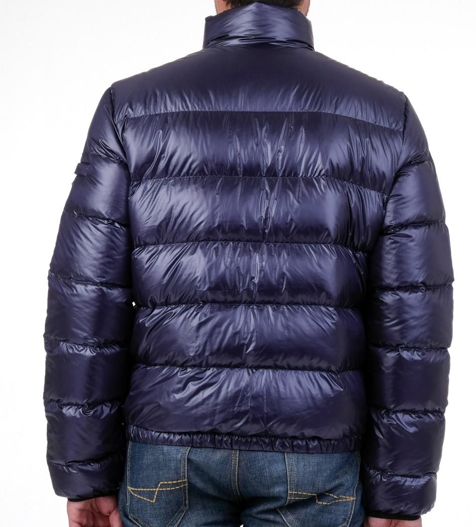 8590367d6ee0 Пуховик SGH 383 dark navy - Интернет магазин брендовой одежды BOMBABRANDS.RU