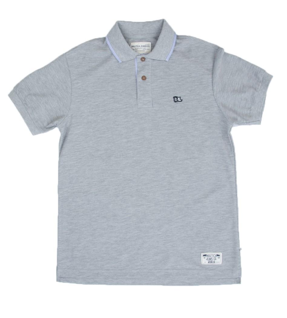 Поло серое - Интернет магазин брендовой одежды BOMBABRANDS.RU