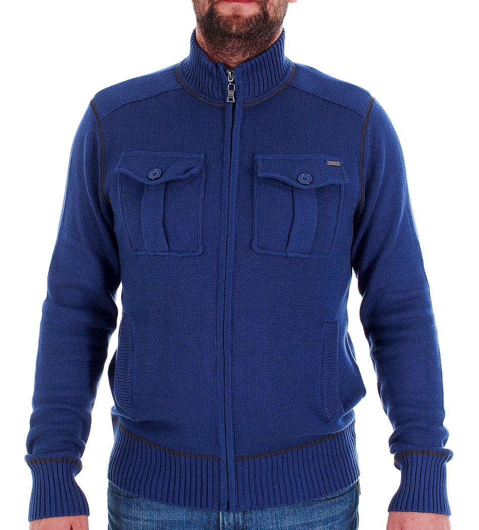 Синий джемпер мужской доставка
