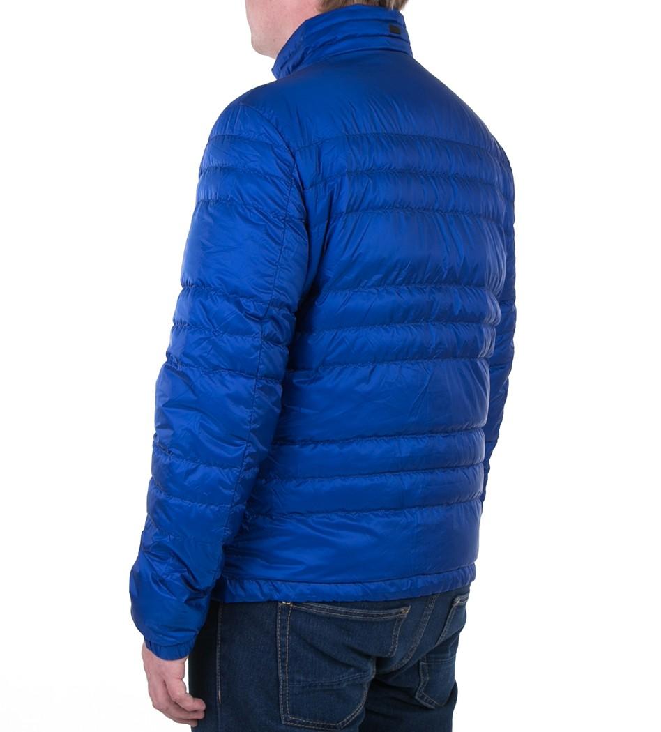 61e468b93622 Пуховик Daniell1 blue - Интернет магазин брендовой одежды BOMBABRANDS.RU