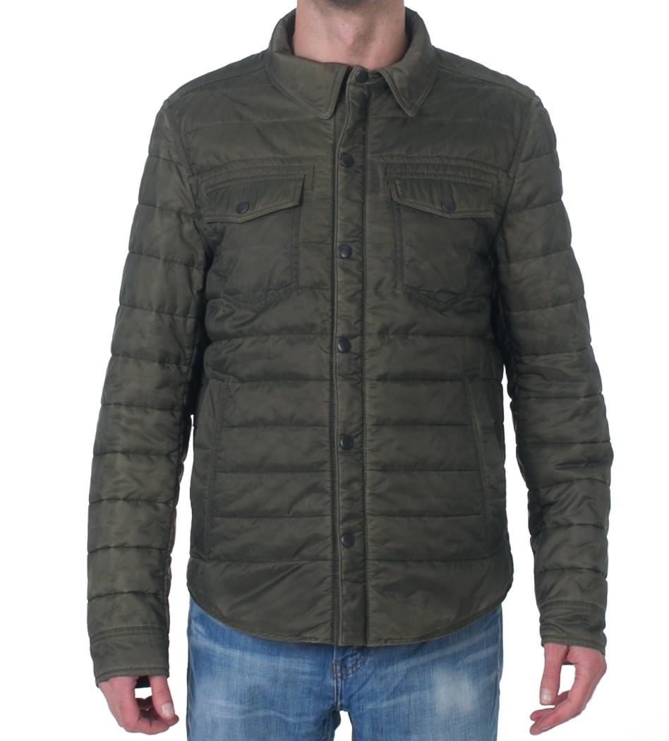 990fce900c78 Куртка Owilder-d хаки - Интернет магазин брендовой одежды BOMBABRANDS.RU