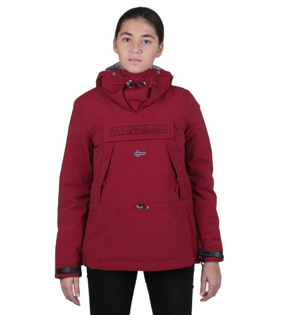Анорак Skidoo Burnt Russet - Интернет магазин брендовой одежды BOMBABRANDS.RU
