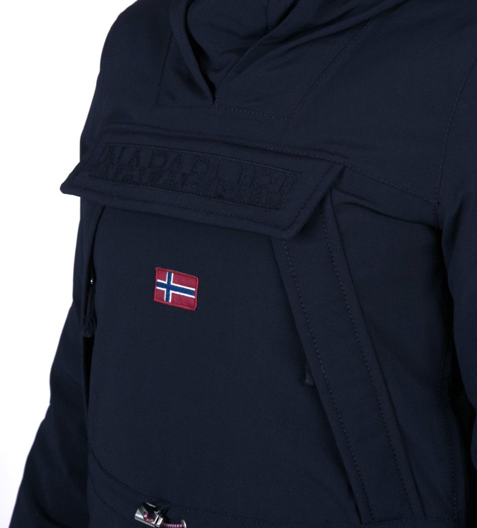 d0723bc51 Анорак Skidoo Blue Marine - Интернет магазин брендовой одежды BOMBABRANDS.RU