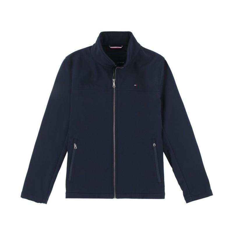 Ветровка Classic Soft Shell Jacket Midnight - Интернет магазин брендовой одежды BOMBABRANDS.RU