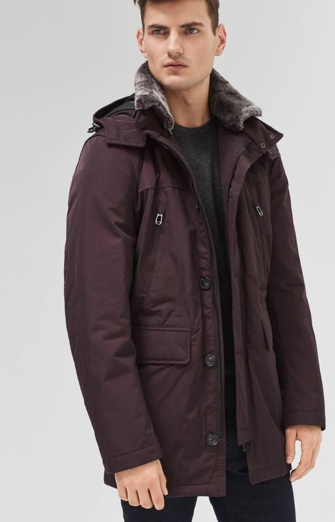 243b61389d8d Куртка Orato Burgundy - Интернет магазин брендовой одежды BOMBABRANDS.RU ·  Новинка