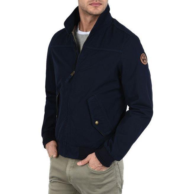 Ветровка Acaster Blue Marine - Интернет магазин брендовой одежды BOMBABRANDS.RU