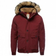 Куртка бордовая 0yfco  - Интернет магазин брендовой одежды BOMBABRANDS.RU