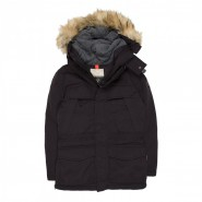 Парка Skidoo Open Black - Интернет магазин брендовой одежды BOMBABRANDS.RU