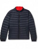 Пуховик Chorus Синий - Интернет магазин брендовой одежды BOMBABRANDS.RU