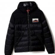 Пуховик Ater черный - Интернет магазин брендовой одежды BOMBABRANDS.RU