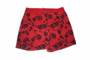 Шорты flowers red - Интернет магазин брендовой одежды BOMBABRANDS.RU