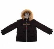 Парка зимняя Skidoo Open Black - Интернет магазин брендовой одежды BOMBABRANDS.RU