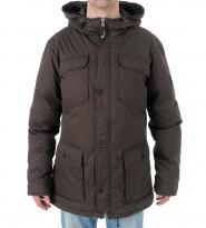 Пуховик rn103723 dark grey - Интернет магазин брендовой одежды BOMBABRANDS.RU