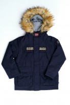 Парка Skidoo Open Blue Marine New - Интернет магазин брендовой одежды BOMBABRANDS.RU