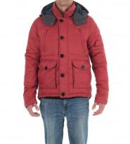 Куртка Dexter красного цвета - Интернет магазин брендовой одежды BOMBABRANDS.RU