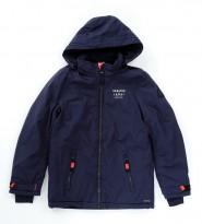Куртка Jabber Jr синяя утепленная  - Интернет магазин брендовой одежды BOMBABRANDS.RU