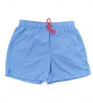 Шорты Solid Swim Trunk Light Blue - Интернет магазин брендовой одежды BOMBABRANDS.RU