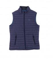 Жилет синий - Интернет магазин брендовой одежды BOMBABRANDS.RU