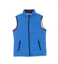 Жилет голубой - Интернет магазин брендовой одежды BOMBABRANDS.RU