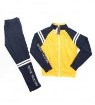 Костюм спортивный желтый - Интернет магазин брендовой одежды BOMBABRANDS.RU