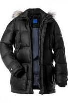 Пуховик Finley черный - Интернет магазин брендовой одежды BOMBABRANDS.RU