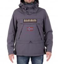 Куртка Skidoo Dark grey Solid - Интернет магазин брендовой одежды BOMBABRANDS.RU