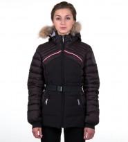 Пуховик Aretha Black - Интернет магазин брендовой одежды BOMBABRANDS.RU