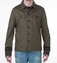 Ветровка цвета хаки - Интернет магазин брендовой одежды BOMBABRANDS.RU