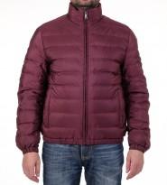 Пуховик SGH 025 burgundy - Интернет магазин брендовой одежды BOMBABRANDS.RU