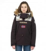 Анорак Skidoo Limited с натуральным мехом - Интернет магазин брендовой одежды BOMBABRANDS.RU