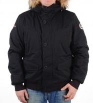 Куртка Smu Ara Short Black зимняя - Интернет магазин брендовой одежды BOMBABRANDS.RU
