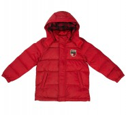 Пуховик Nirvada Red - Интернет магазин брендовой одежды BOMBABRANDS.RU