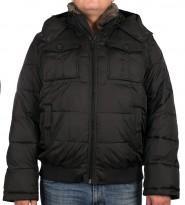 Куртка черная - Интернет магазин брендовой одежды BOMBABRANDS.RU