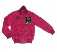 Куртка Back To Class burgundy - Интернет магазин брендовой одежды BOMBABRANDS.RU