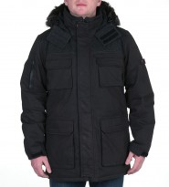 Пуховик Storm Crasher parka wool - Интернет магазин брендовой одежды BOMBABRANDS.RU