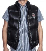 Жилет пуховый черный - Интернет магазин брендовой одежды BOMBABRANDS.RU