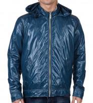 Ветровка синего цвета - Интернет магазин брендовой одежды BOMBABRANDS.RU