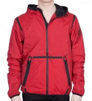 Ветровка мужская Energie красная - Интернет магазин брендовой одежды BOMBABRANDS.RU