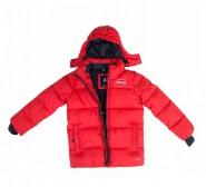 Куртка зимняя Sailing Jr red - Интернет магазин брендовой одежды BOMBABRANDS.RU