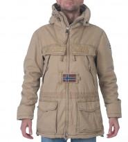 Куртка Skidoo Open Cotton Beige - Интернет магазин брендовой одежды BOMBABRANDS.RU