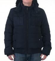 Пуховик Doug Bomber Navy - Интернет магазин брендовой одежды BOMBABRANDS.RU