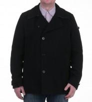 Пальто Maybeck черное - Интернет магазин брендовой одежды BOMBABRANDS.RU