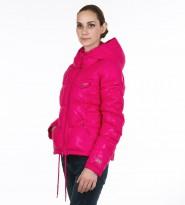 Пуховик красный - Интернет магазин брендовой одежды BOMBABRANDS.RU