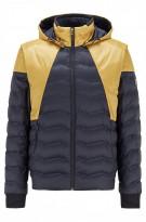 Пуховик Color Block 2в1 - Интернет магазин брендовой одежды BOMBABRANDS.RU